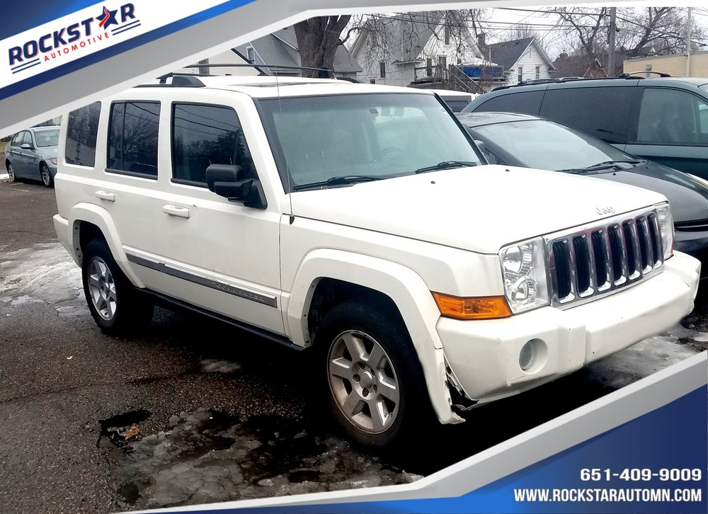 2008 Jeep Commander - $300/month