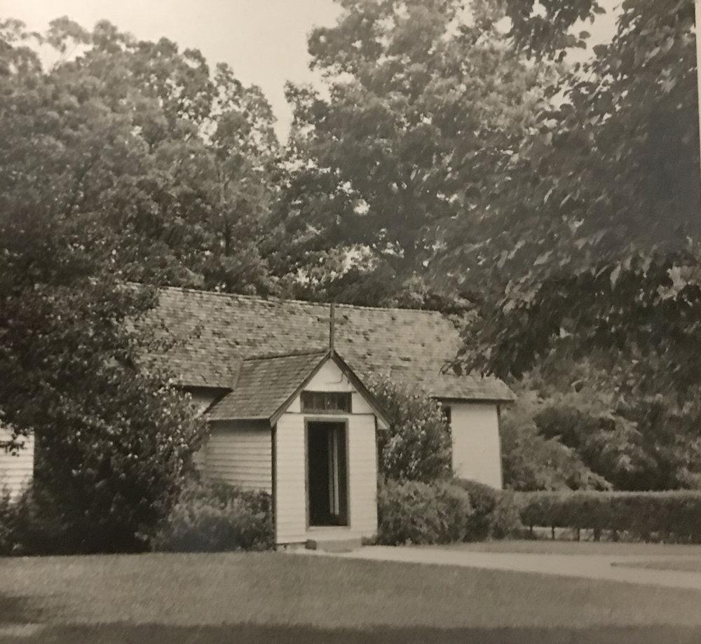 Original Parish Hall