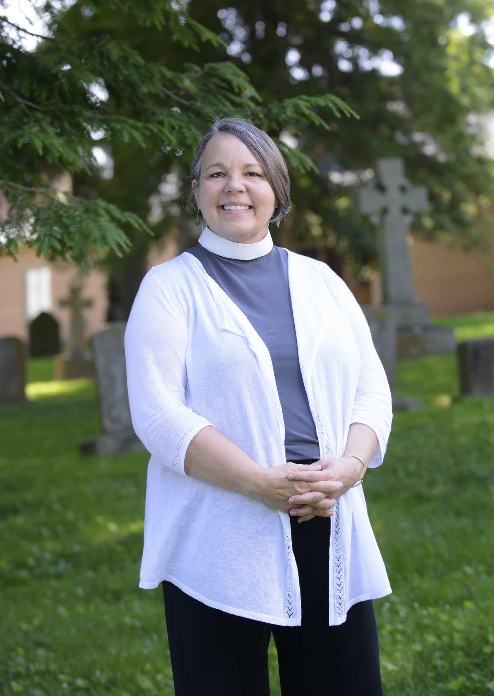 The Reverend Jacqueline Combs, Deacon