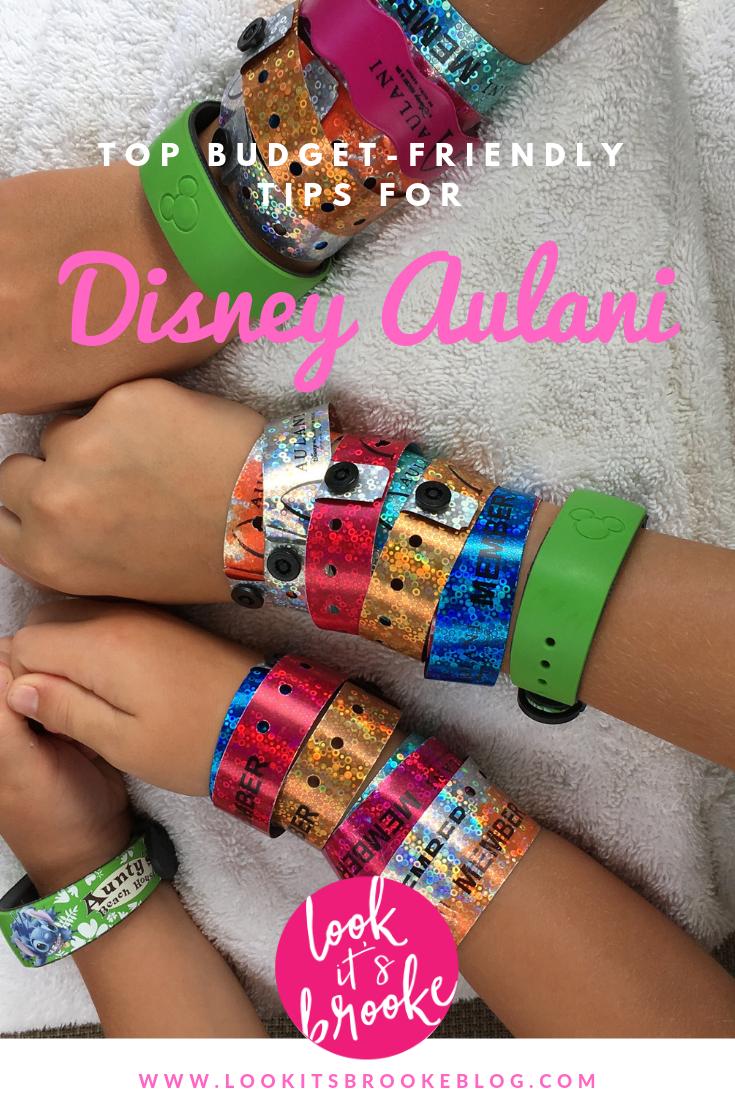 Disney Aulani Tips