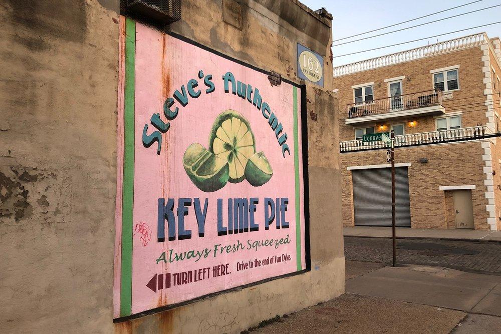 #858: Steve's Key Lime Pie
