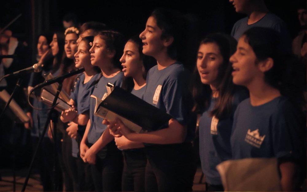 Nusaybin Youth Choir -