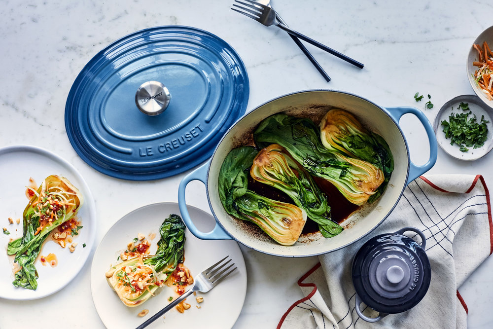 Le Creuset Enameled Cast Iron Cookware