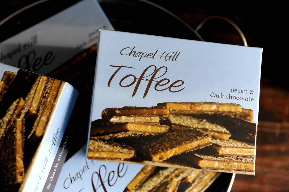 Chapel Hill Toffee at Whisk in Cary, NC