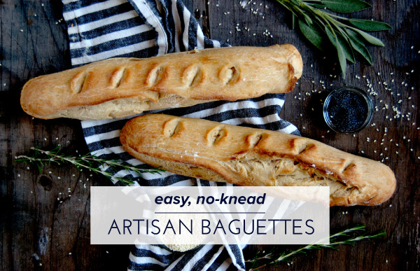 baguette — RECIPE BOX — WHISK | Waverly Place Shopping