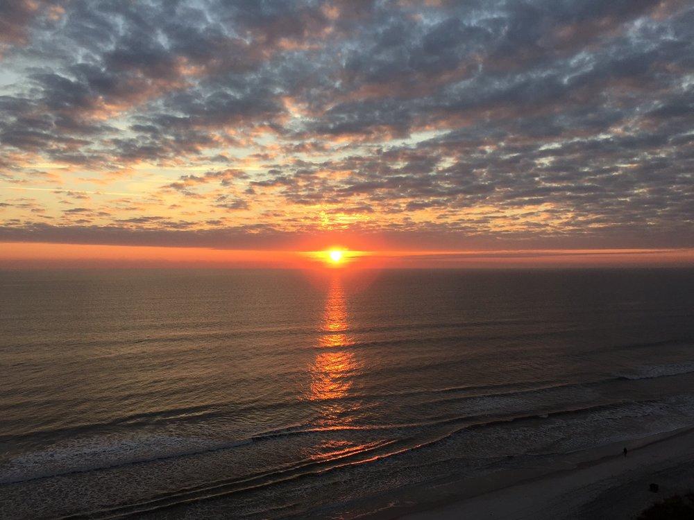 sunset at beach.JPG
