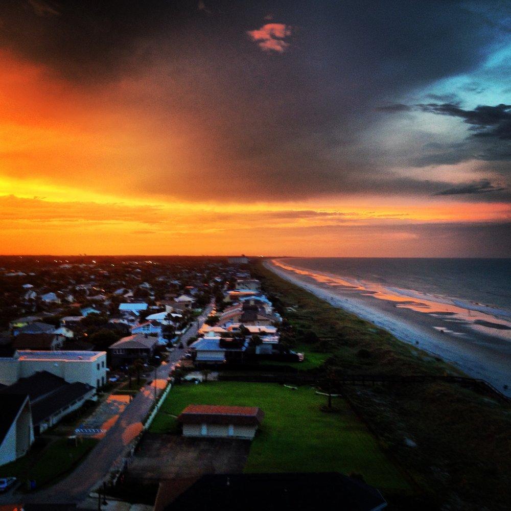 Jax Beach Sunset taken by chad.jpg