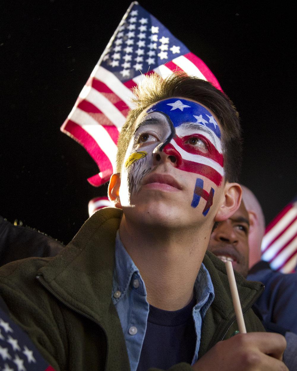 Election Night 2016, New York