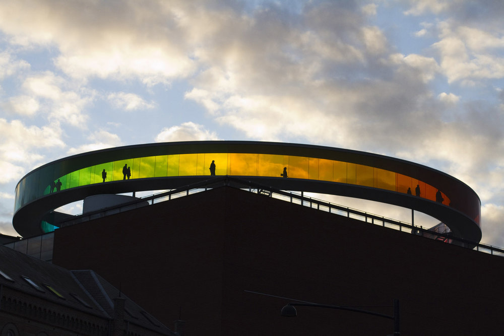 ARoS Museum, Aarhus, Denmark