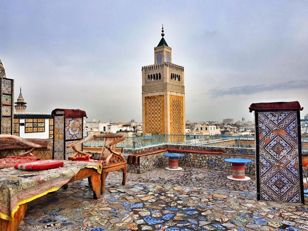 Mobile-First Storytelling Workshop in Tunisia -