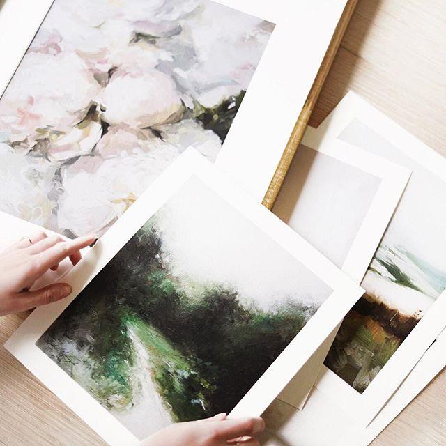 Shop Fine Art - Original Oil Paintings and Prints