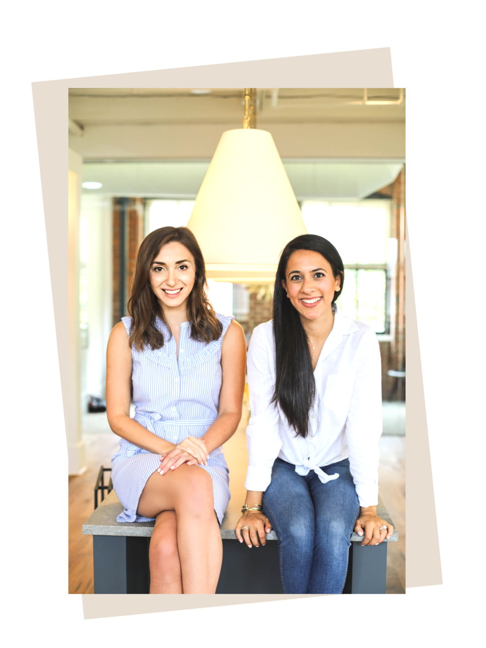 my FIVE TIPS for making your cofounder relationship work - Tallia and I constantly get asked how we are able to work together so well. In this post I'm sharing my advice on how we've made our business relationship work.