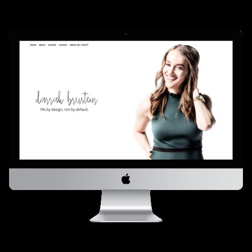 darrah brustein work well with kate website design