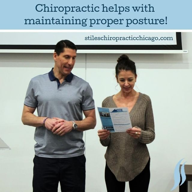 Whether you are sitting, standing, walking, or even laying down, good posture helps you to position yourself so the least amount of strain possible is put on your muscles and ligaments. . . . #chiropractor #chiropracticworks #chicago #chicagochiropractor #healthyfamilies #chitown #windycity #chicagoland #painfree #spine #wellness #fitnessmotivation #drtraceystiles #health #healthyliving #traceystiles #stileschiropractichicago #stileschiropractic #subluxation #chirokids #chirokidsrock #healthychoices #health #healthandwellness