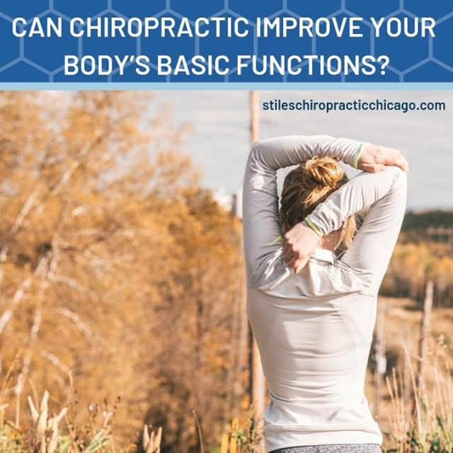 Not only will your energy get a boost with regular chiropractic care, but so will your central nervous system. Because the nervous system is the communication system of the body, when it is healthy, so are all of your other systems including the immune, circulatory, and digestive system. . . . . #chiropractor #chiropracticworks #chicago #chicagochiropractor #healthyfamilies #chitown #windycity #chicagoland #painfree #spine #wellness #fitnessmotivation #drtraceystiles #health #healthyliving #traceystiles #stileschiropractichicago #stileschiropractic #subluxation #chirokids #chirokidsrock #healthychoices #health #healthandwellness