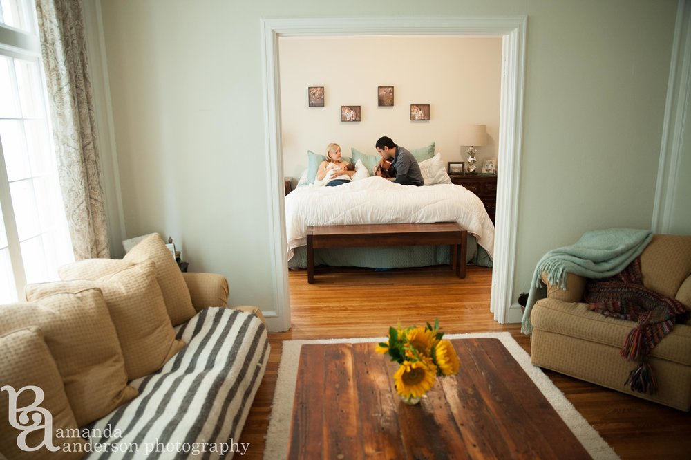Smitten Parents, Newborn Baby Boy, San Francisco newborn Photographer