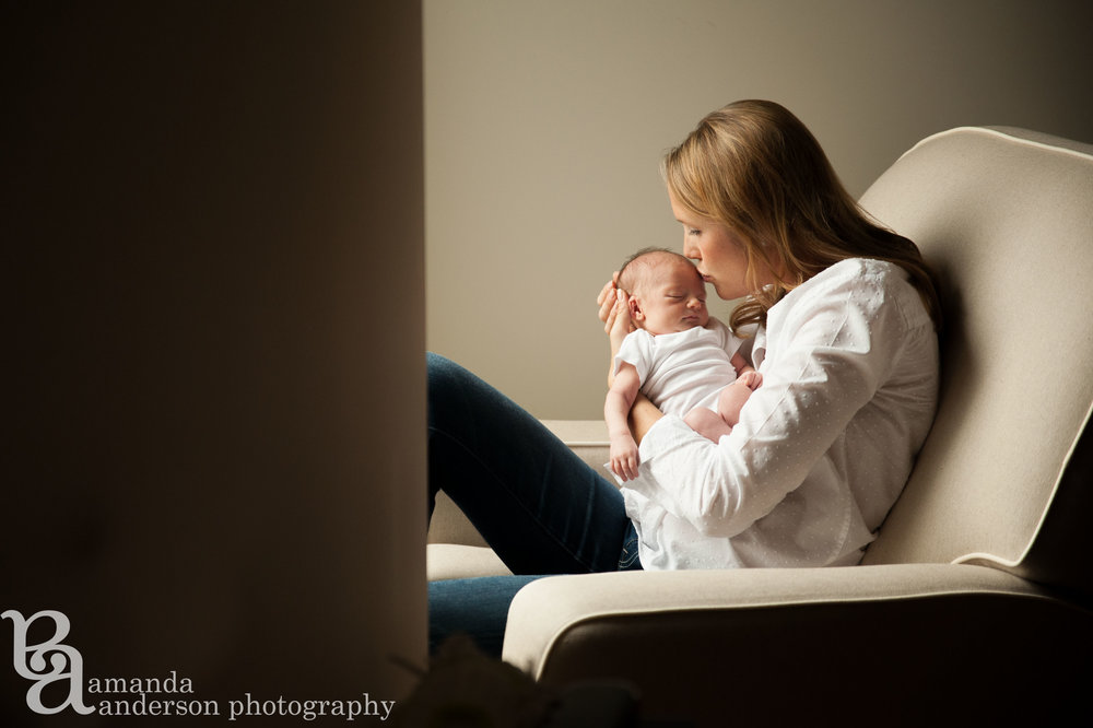 Newborn Baby Girl- San Francisco Newborn Photographer