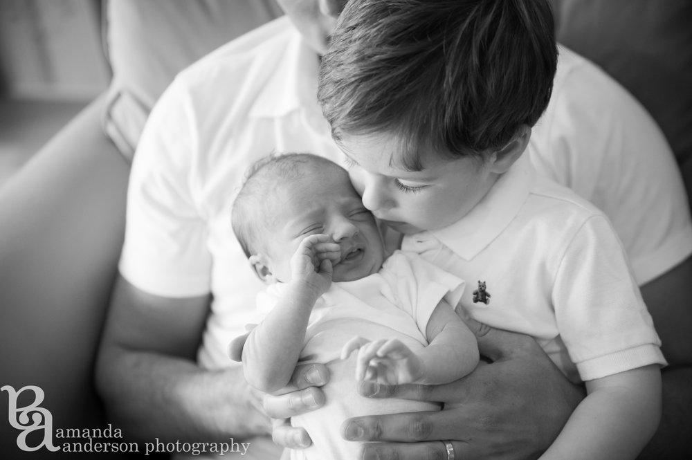 Baby Girl Newborn- San Francisco Newborn Photographer