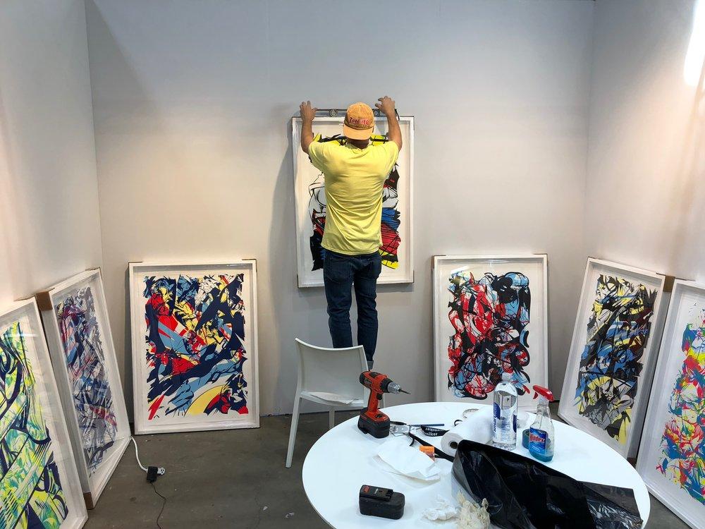 MONIKER ART FAIR, 2018