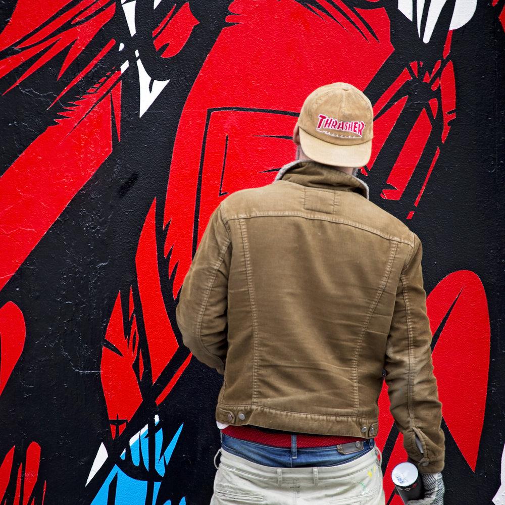 OUTLAW ARTS / ALLEN STREET, NY 2018