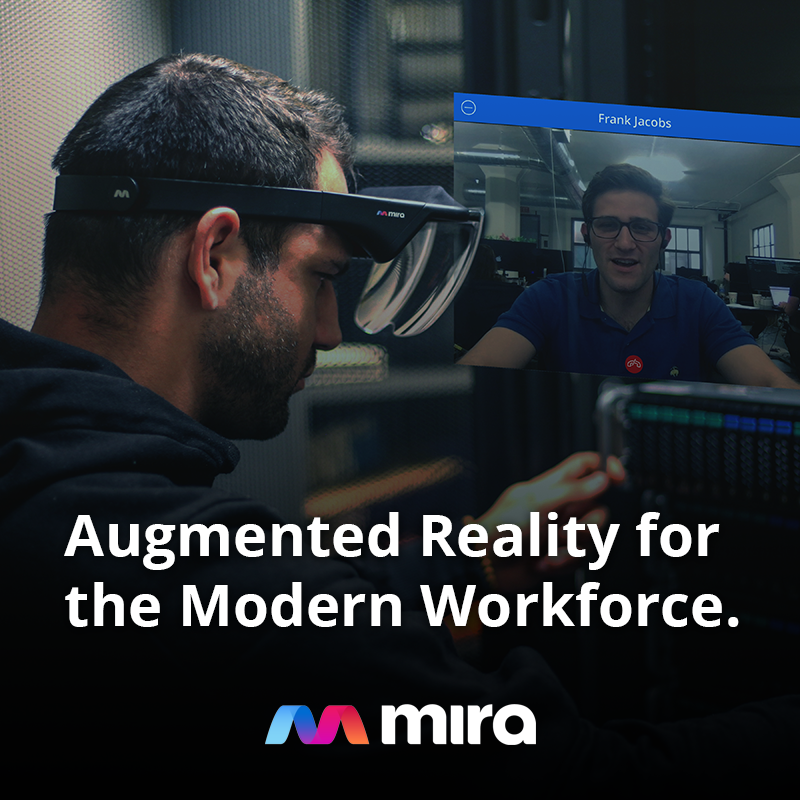 Developers — Mira Augmented Reality