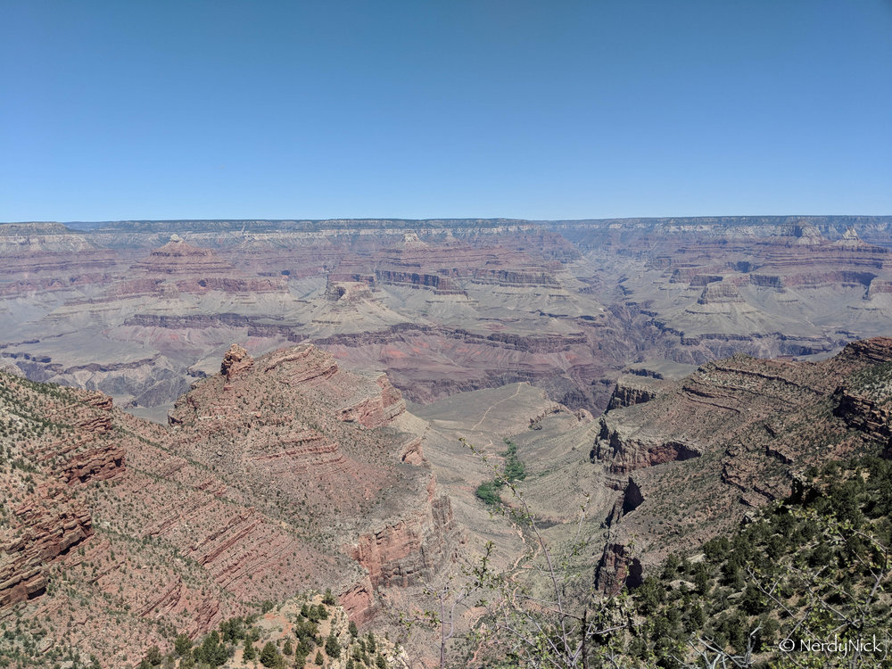 The Grand Canyon in all it's glory