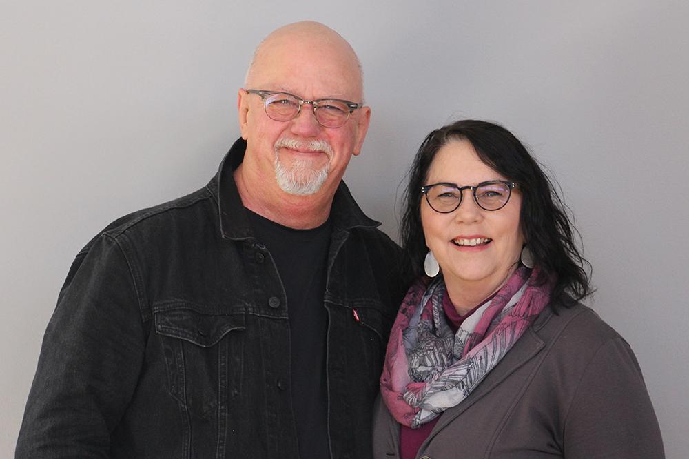 Dr. Ron & Kathy LarsonLead Pastor & Elder -