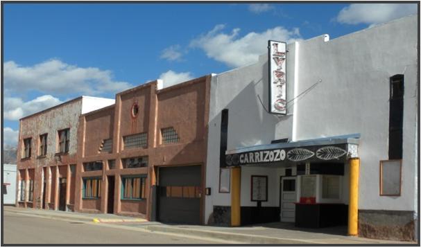 500 12th Street, Carrizozo, NM, USA