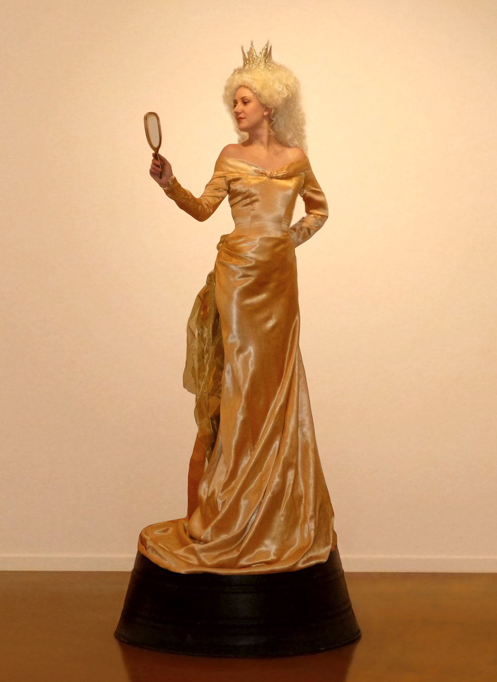 The Trophy Bride