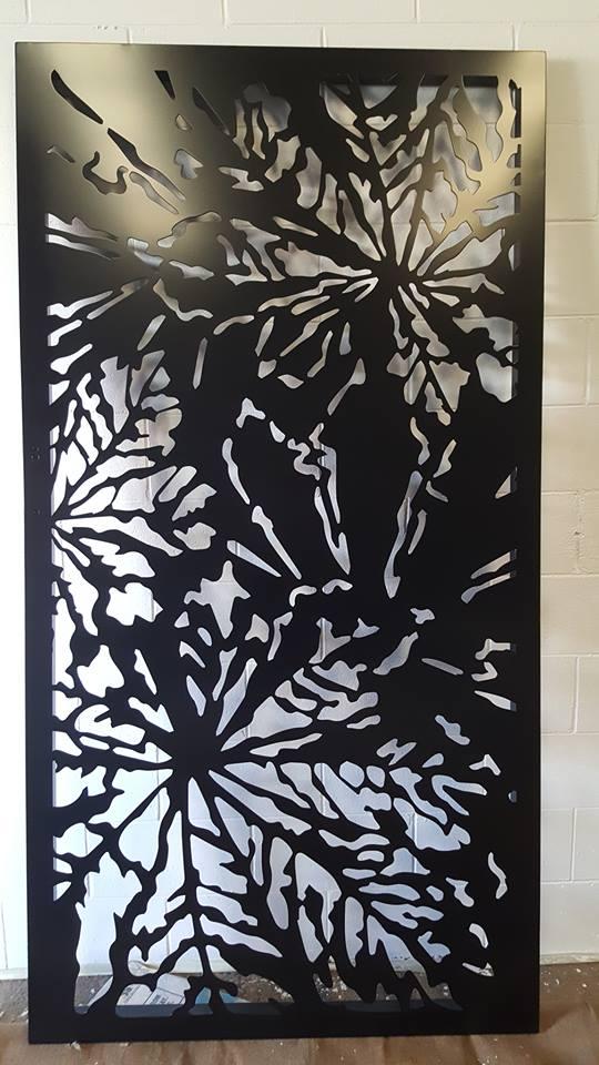 Laser Cut Panel