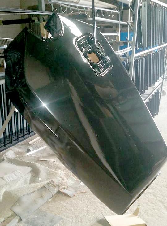 Motorbike Tank