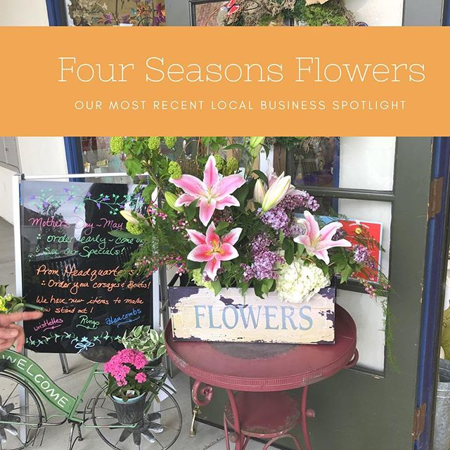 Check out our most recent spotlight video on local business located OFF THE 56! This week we did Four Seasons 🌸 🌹 Shop in Rancho Penasquitos just in time for Mothers Day. Link in Bio