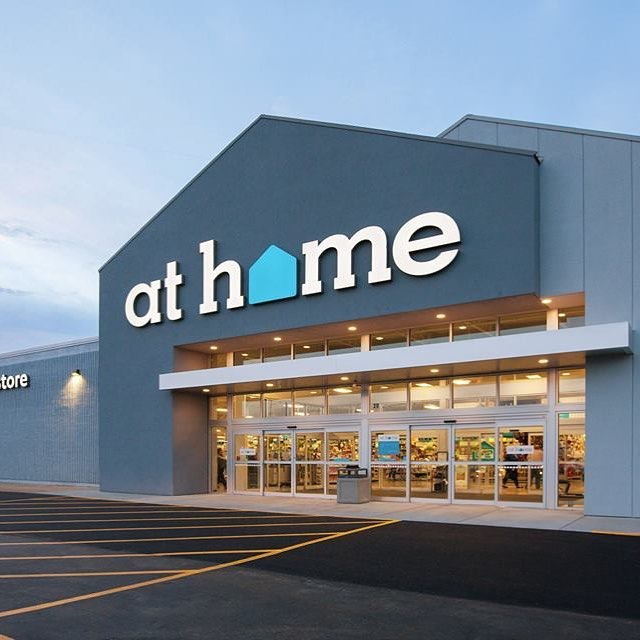 'At Home' will be replacing the Sears Outlet in Carmel Mountain Ranch this summer. It's a home decor superstore #athome #carmelmountainranch #offthe56