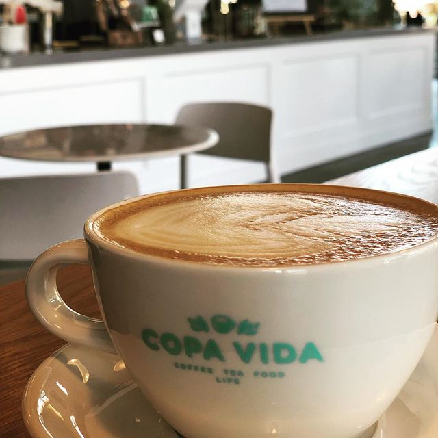 Now Open in Carmel Valley! #copavidacoffee #copavida #carmelvalley #offthe56 #sandiegovlogger