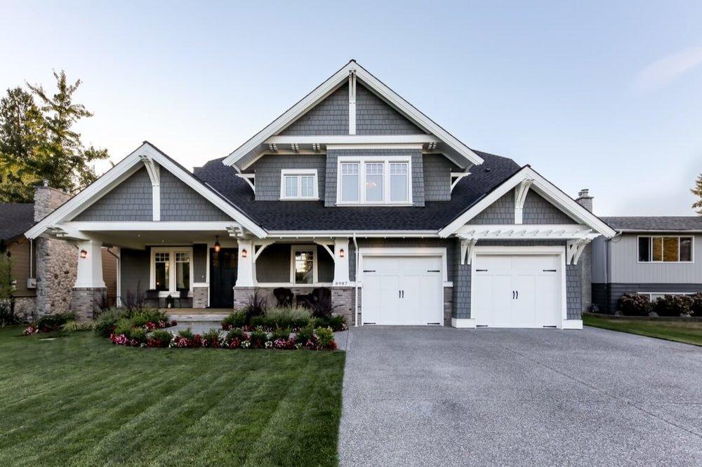 8987 MacCallister, Langley, Lanstone Homes, Custom Home Build, MacLean Bros. Drywall