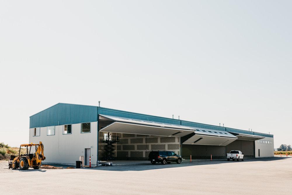 Pitt Meadows Airpark, MacLean Bros. Drywall