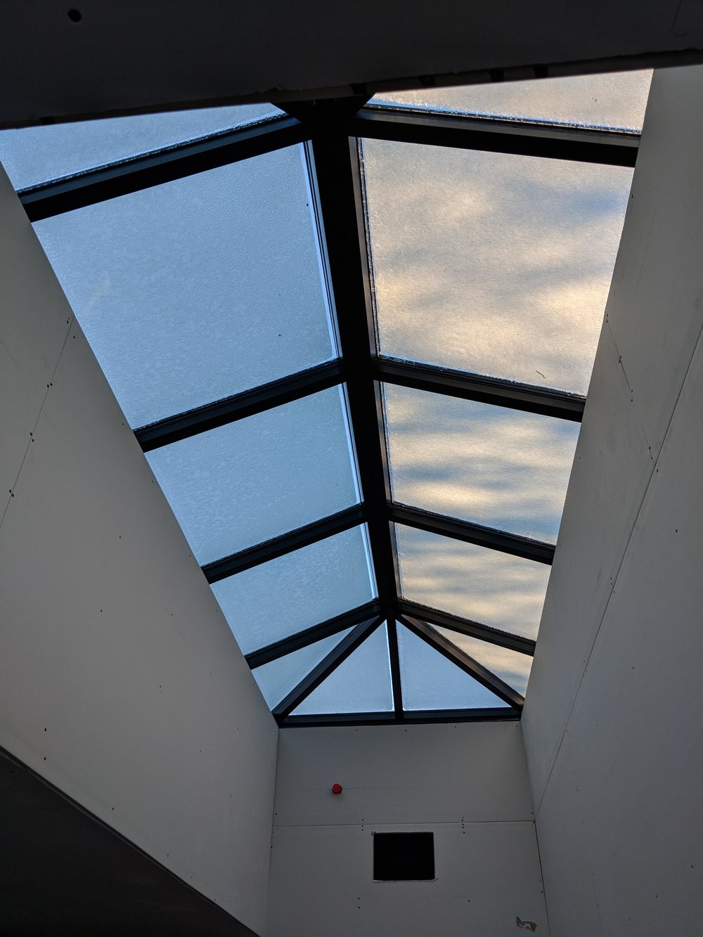 Concrete tilt-ups commercial MacLean Bros. Drywall