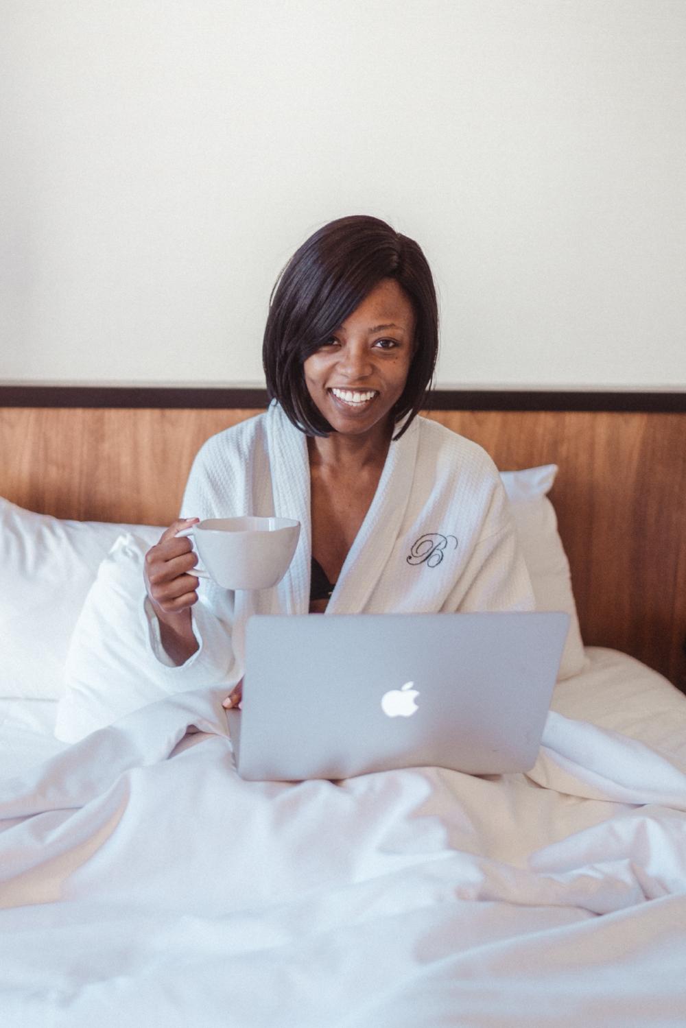 Mug:  Hobby Lobby ; Laptop: Apple Mac @  Best Buy