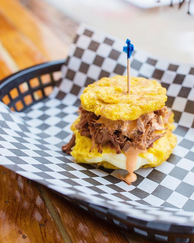 Yay!! So thankful @windycitylive featured our Ropa Vieja Jibarito Sliders yesterday!! Thanks team 👍🏽💕