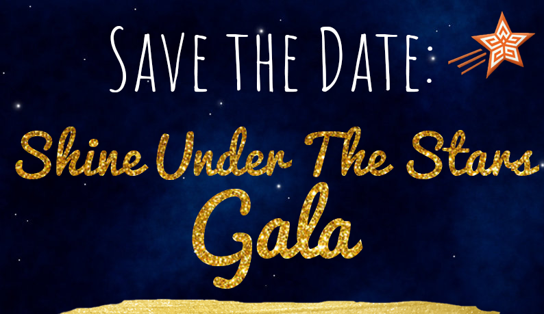 SHINE UNDER THE STARS GALA- June 30th — This Star Won't Go Out