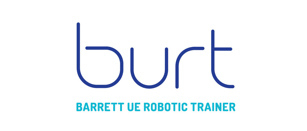 Logo for a rehabilitation robot