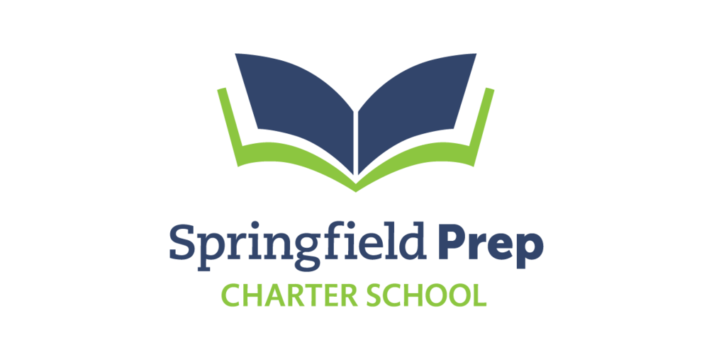 Logo for a charter school