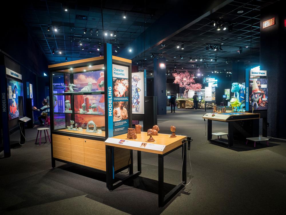 The Science Behind Pixar — Museum of Science, Boston