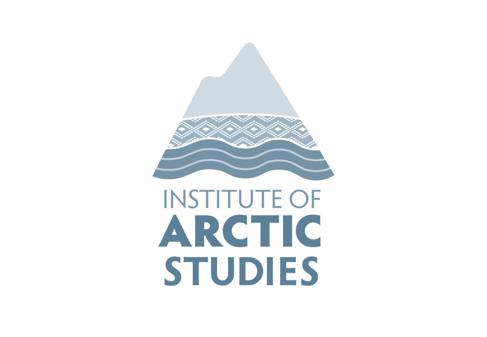 Logo for an arctic studies research institute