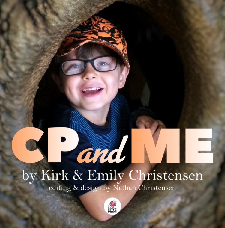 Kirk is a young man - Kirk is a brave young man who was born with Cerebral Palsy, but who has never let it slow him down. He has limited control of his left hand, but is determined to do anything other kids his age can do. This picture book for early readers helps acquaint children with some aspects of cerebral palsy. It also advocates for children with cerebral palsy, educating that their potential is neither defined by cerebral palsy nor limited to their condition.