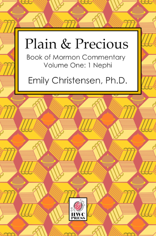 - PLAIN & PRECIOUS, VOLUME ONE: 1 NEPHI covers the first 22 chapters of the Book of Mormon, an account of a prophet and his family led by God out of Jerusalem in 600 B.C., and their journey to a promised land on the American continent.