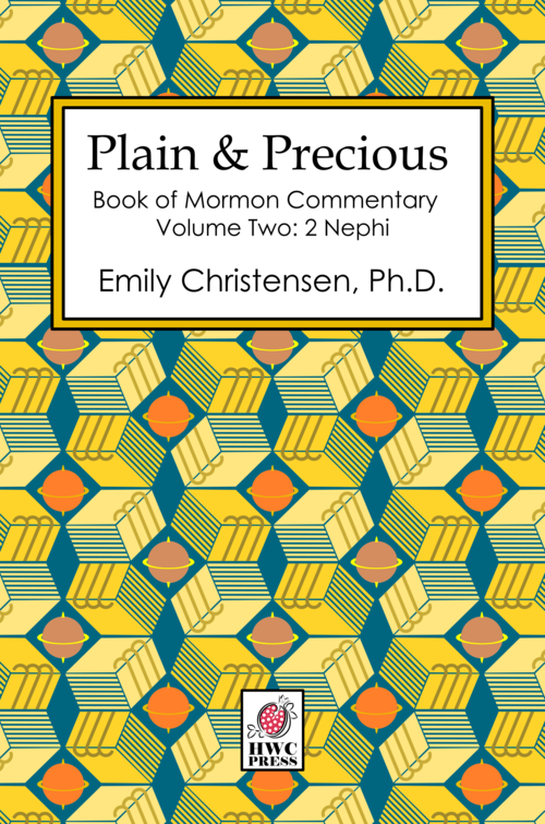 - PLAIN & PRECIOUS, VOLUME TWO: 2 NEPHI covers the period of the Book of Mormon between the arrival of Lehi's family in the promised land, and the death of the prophet Nephi. It explores divine covenants, the teachings of Isaiah, and much more.