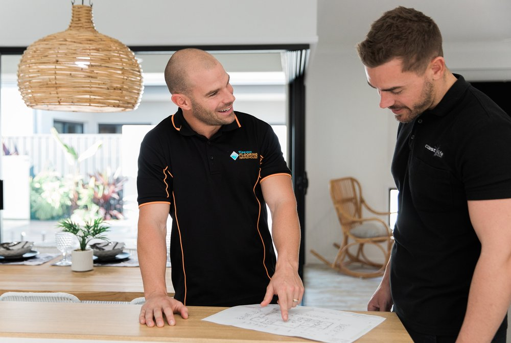 Step 1: Planning Your Space - To start the process, we invite you to our showroom for an obligation-free chat about your needs. We can look through our selection, offer advice and answer any questions you might have to ensure we come to the perfect solution based on your design preference.