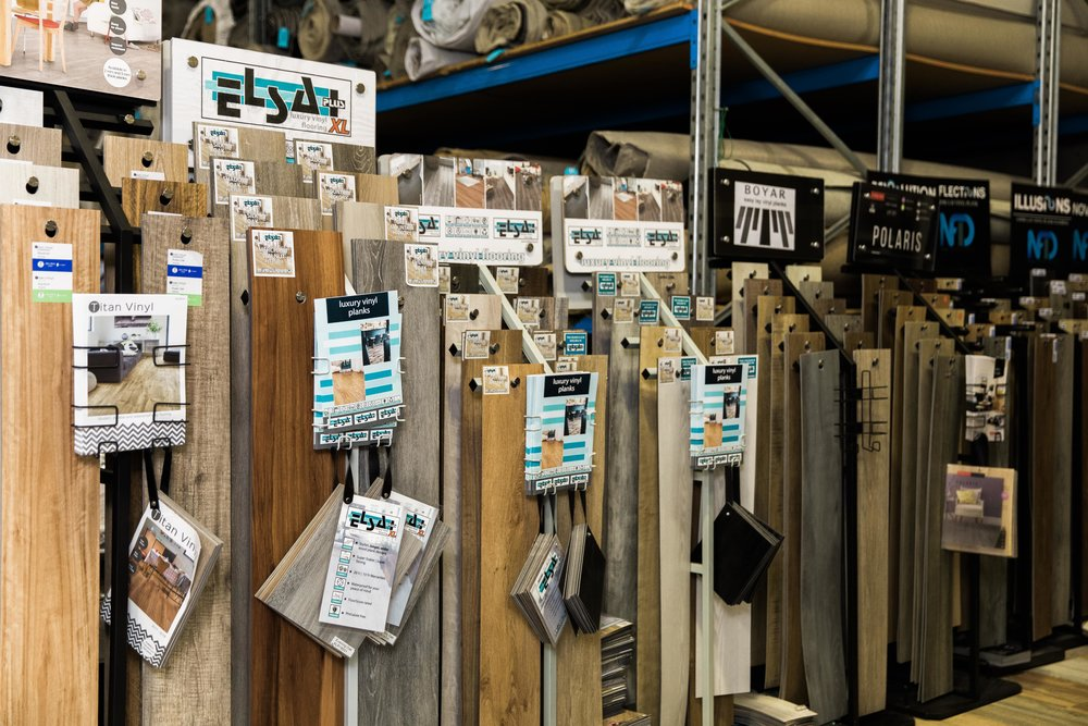 Huge Range. Low Prices - We buy in bulk so we can supply quality flooring at the lowest prices available to the public.