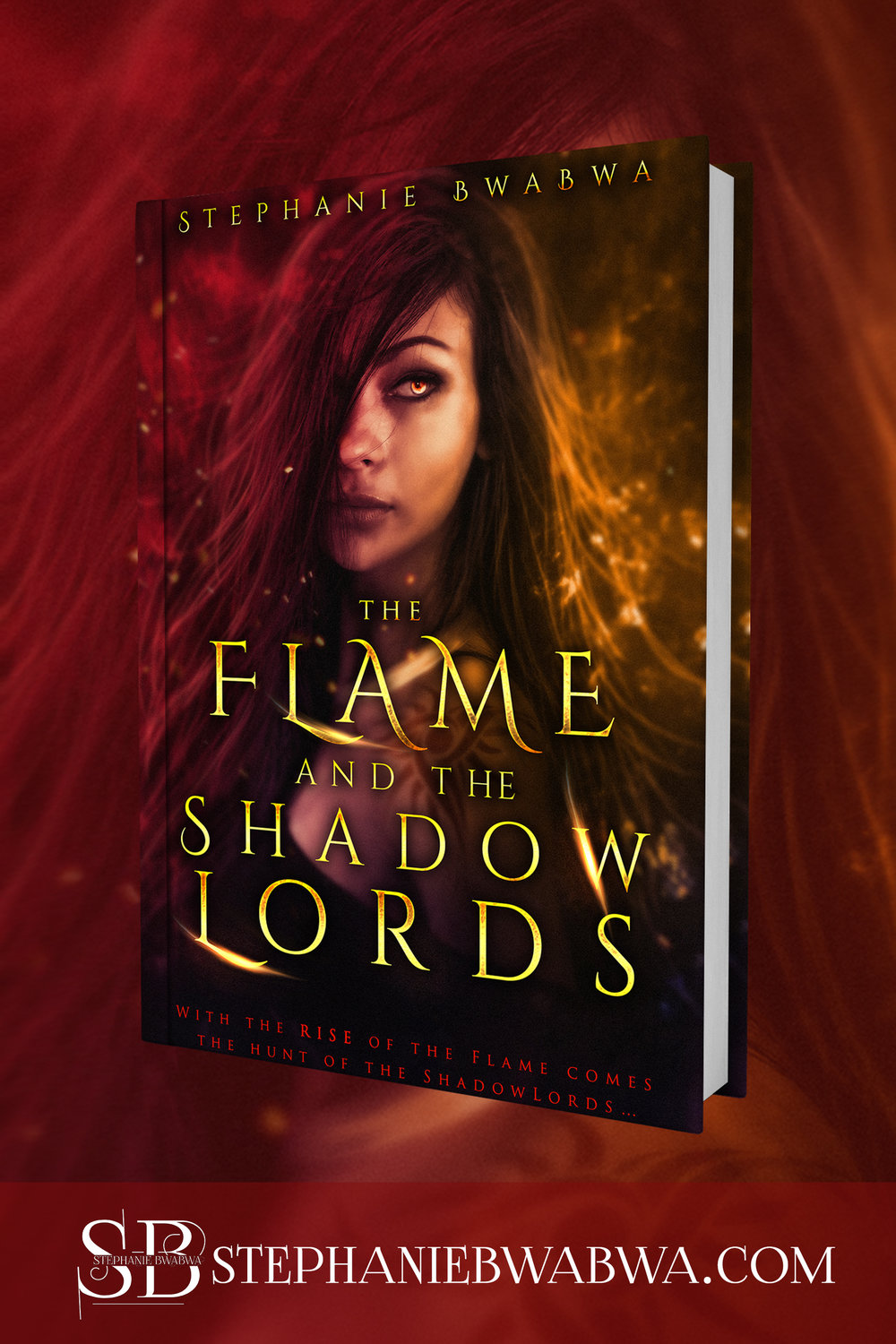 With the rise of the Flame comes the hunt of the Shadowlords. Titaia, a fire spirit, is being hunted by the Shadowlords. She has two options: escape or die. Click through and read now. >> www.stephaniebwabwa.com